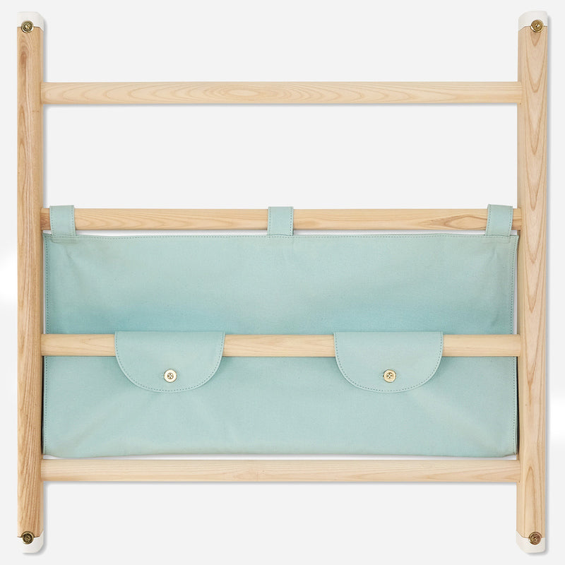 Mint Endeløs Canvas Shelf