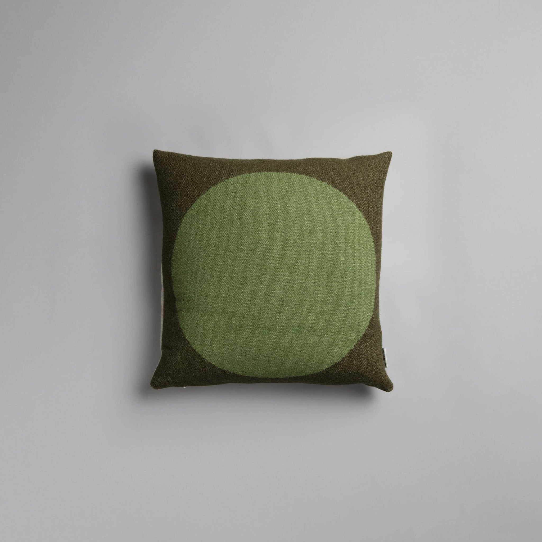 Pink-Green Åsmund Bold Pillow