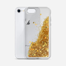 Load image into Gallery viewer, Liquid Glitter Phone Case - Detalles