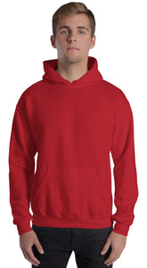 Custom Unisex Hooded Sweatshirt - Detalles