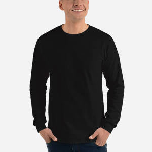 Custom Long Sleeve T-Shirt - Detalles