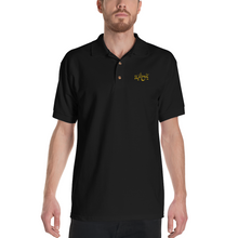 Load image into Gallery viewer, يا روح الحياة| Embroidered Polo Shirt - Detalles
