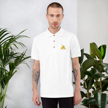 Load image into Gallery viewer, Adventurer | Custom Polo Shirt Embroidery - Detalles
