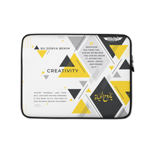 Load image into Gallery viewer, Creativity | Laptop Sleeve