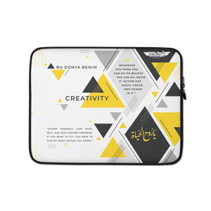 Creativity | Laptop Sleeve