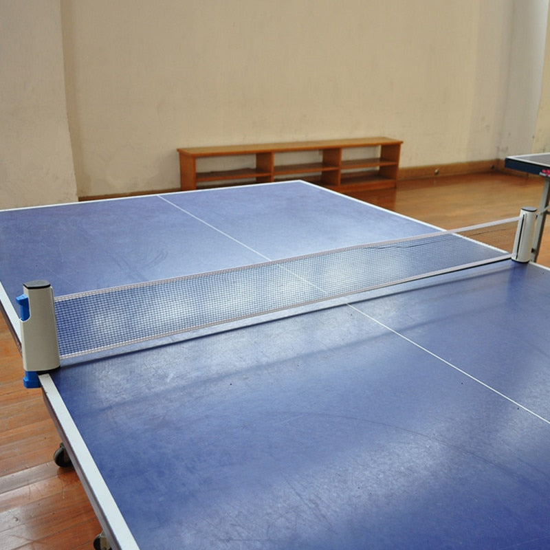 LUKYPONG RETRACTABLE TABLE TENNIS NET