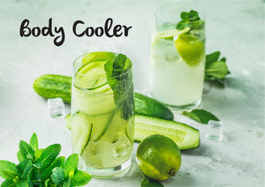 Grandma's Home Remedies-Body Cooler - Serves 2-3 - Gourmet Garden
