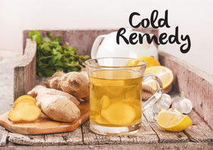Grandma's Home Remedies-Cold Remedy - Serves 2-3 - Gourmet Garden