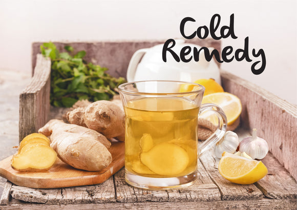 DIY Grandma's Home Remedies-Cold Remedy - Serves 2-3 - Gourmet Garden