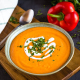 Roasted Bell Pepper Soup - Serves 3-4 - Gourmet Garden