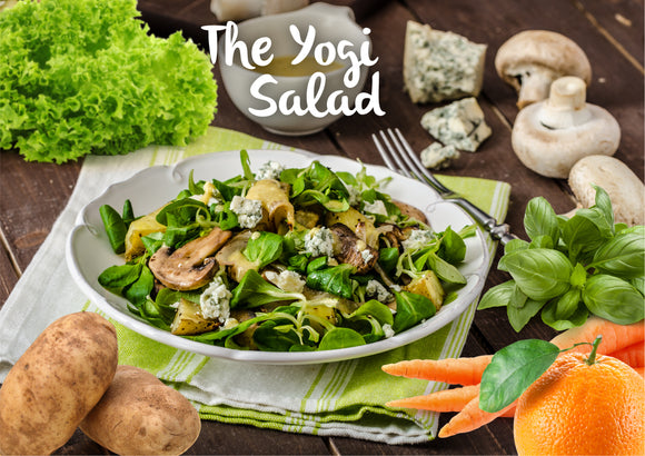 The Yogi Salad - Serves 2-3 - Gourmet Garden