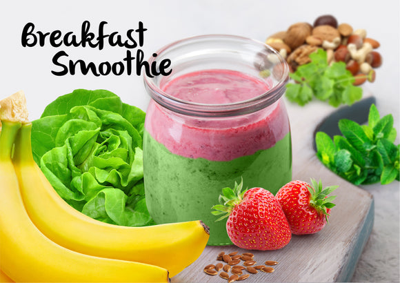 DIY Breakfast Smoothie - Serves 2-3 - Gourmet Garden