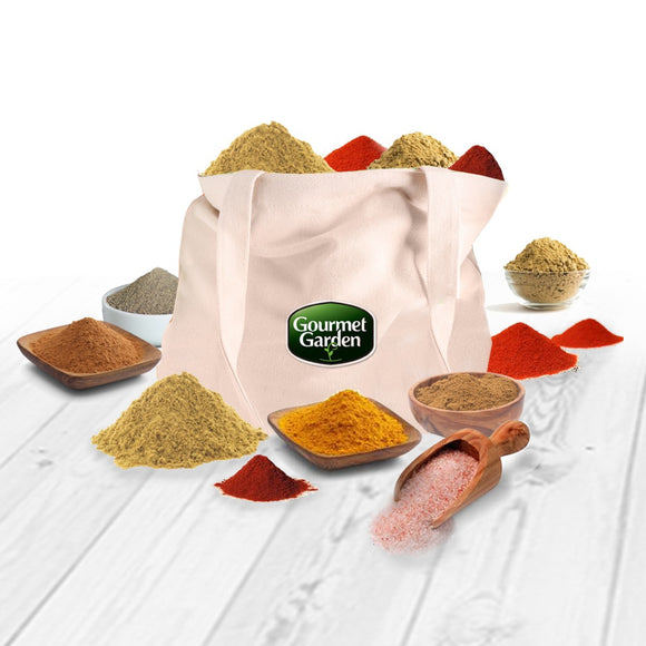 Sampler Pack - Freshly Ground Spices