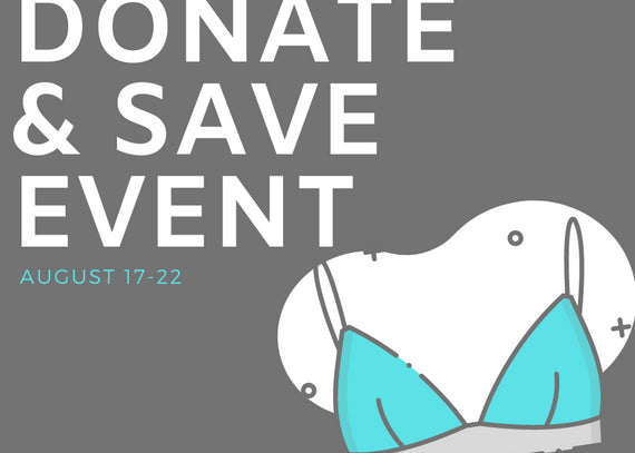 Donate and Save at Confidentially Yours