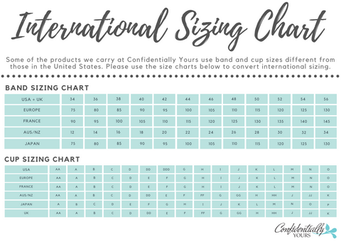 International Sizing Chart