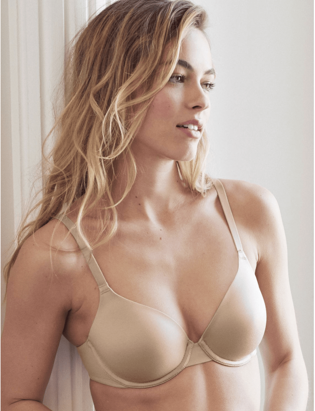 B.Tempt'd Future Foundation Contour Bra 953281 Bras Nude / A / 34 B.Tempt'd
