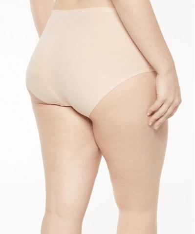 Chantelle Soft Stretch Full Brief Panties 1137 Panties Nude Blush / O/S (1X-4X) Chantelle