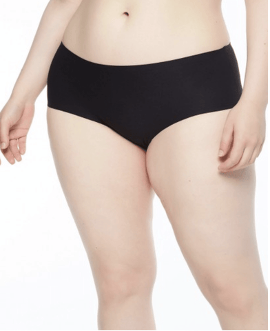 Chantelle Soft Stretch Full Hipster Panties 1134 Panties Black / O/S (1X-4X) Chantelle