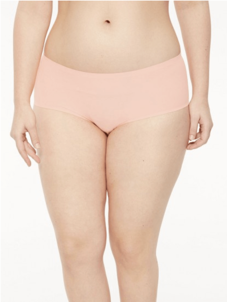 Chantelle Soft Stretch Full Hipster Panties 1134 Panties Nude Blush / O/S (1X-4X) Chantelle