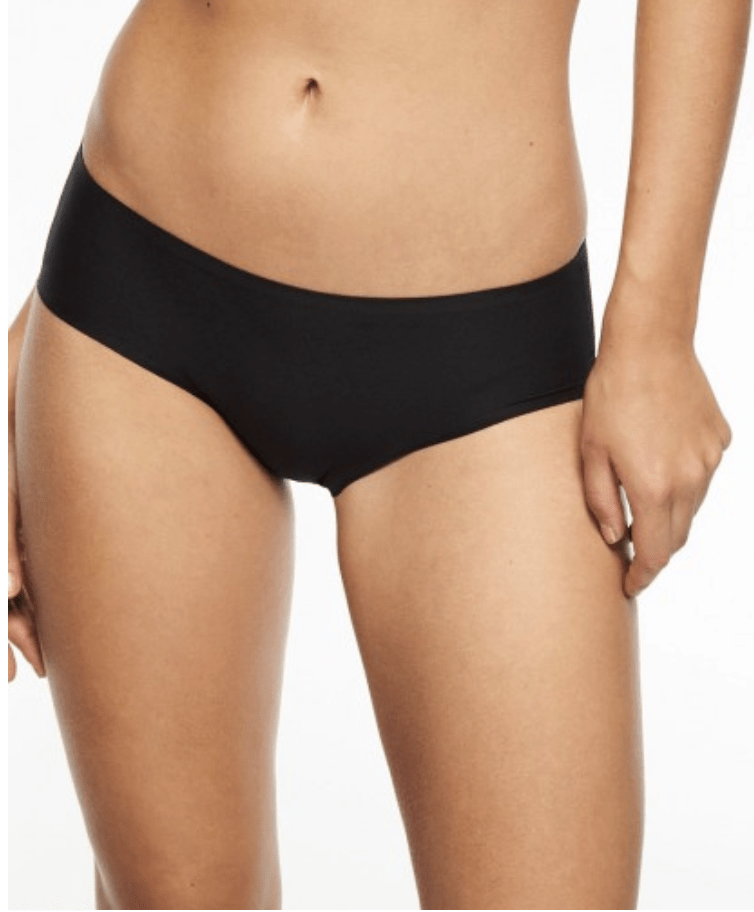 Chantelle Soft Stretch Hipster Panties 2644 Panties Black / O/S (S-XL) Chantelle