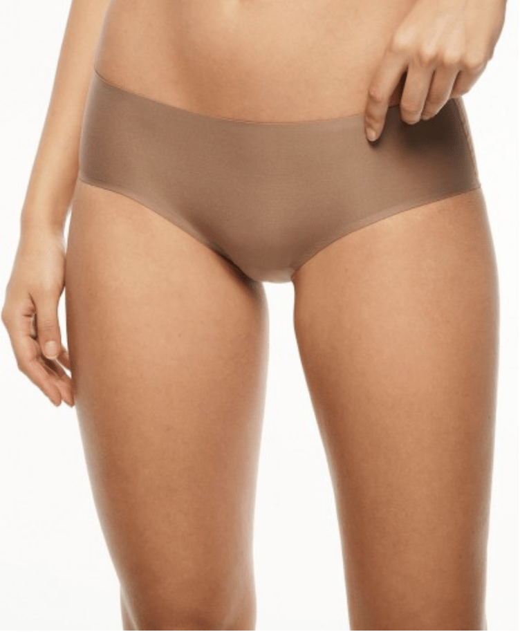 Chantelle Soft Stretch Hipster Panties 2644 Panties Hazelnut / O/S (S-XL) Chantelle
