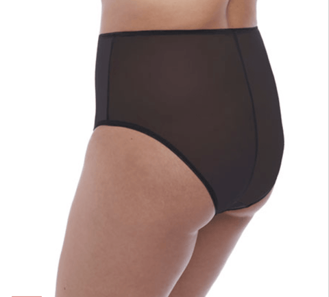 Elomi Matilda Full Brief Panties EL8906 Panties Black / M Elomi