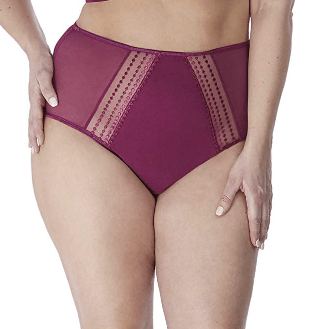 Elomi Matilda Full Brief Panties EL8906 Panties Berry / M Elomi