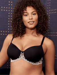 Embrace Lace Underwire T-Shirt Bra 853191