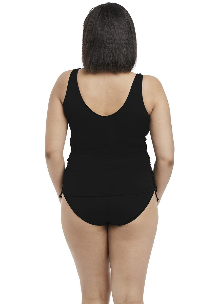 Essentials Moulded Tankini ES7502 -Black