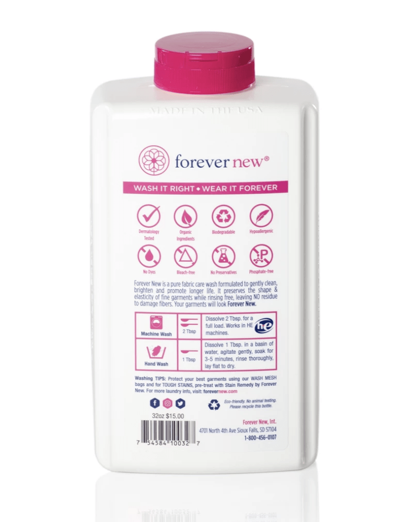 Forever New Granular Cleanser 32oz Original Scent Accessories 32oz Forever New