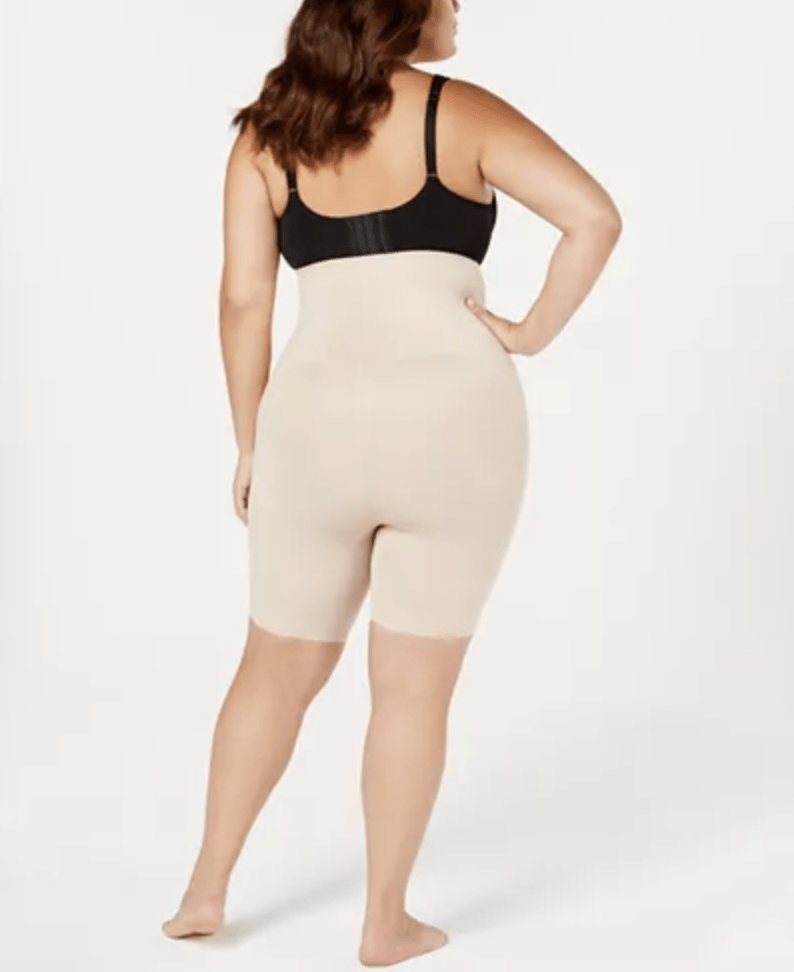 Miraclesuit Shapewear Flexible Fit Plus Hi Waist Thigh Slimmer 2939 Shapewear Miraclesuit