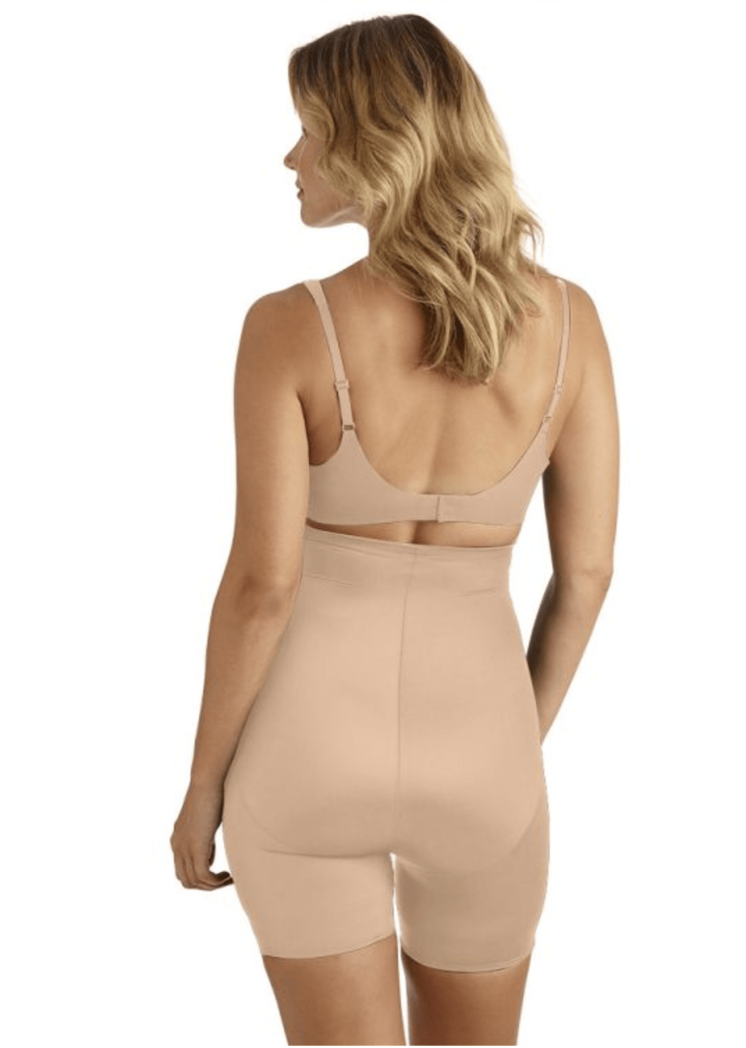 TC Tummy Tux Hi-Waist Thigh Slimmer 4439 Shapewear TC
