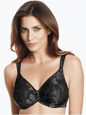 Wacoal Awareness Underwire Bra 85567 Bras Black / C / 34 Wacoal