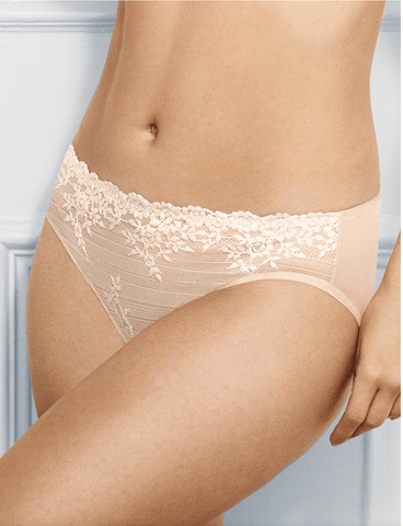 Wacoal Embrace Lace Hi-Cut Brief Panties 841191 Panties Wacoal