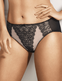 Wacoal Retro Chic Hi-Cut Panties 841186