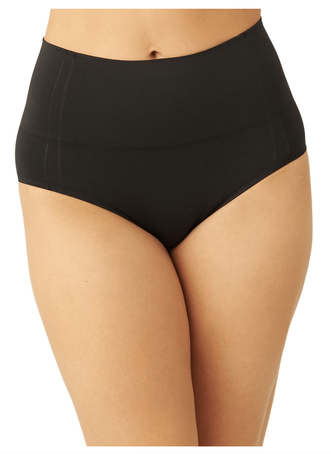Wacoal Smooth Series Shaping Brief 809360 Panties Black / S Wacoal