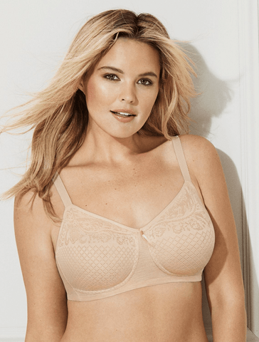 Wacoal Visual Effects Wire-Free Bra 852210 Bras Wacoal