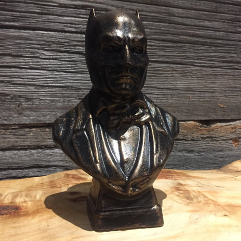Armored Batman Composer Bust  Mozart Batman V Superman