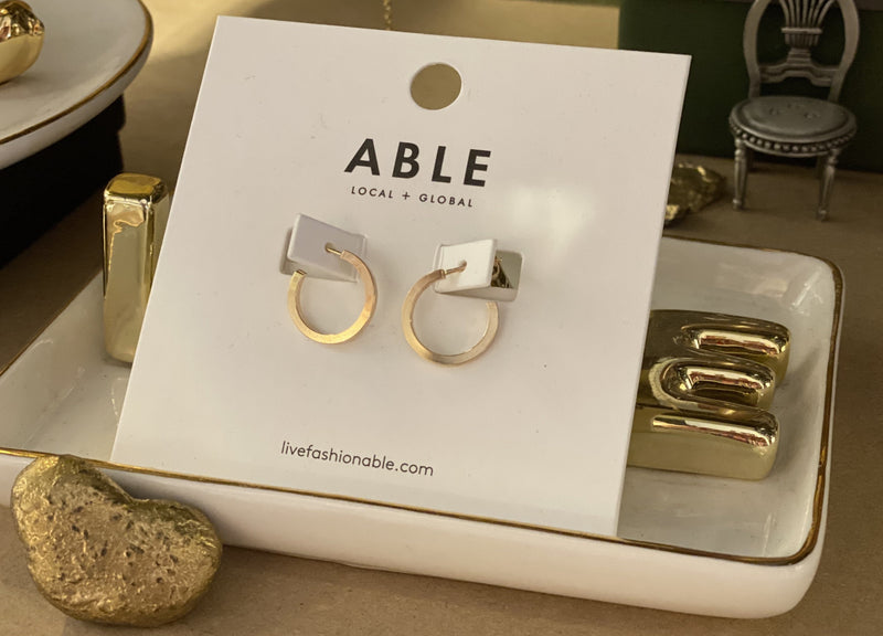 IRIS HOOPS by ABLE