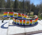 RAINBOW LOVE/PRIDE bracelet by LOVE IS PROJECT