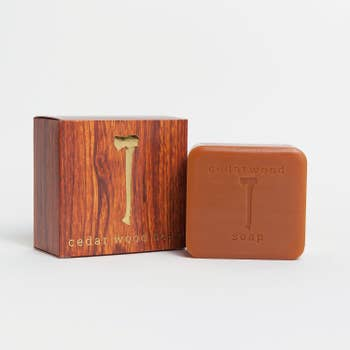 CedarWood Soap - Kalastyle