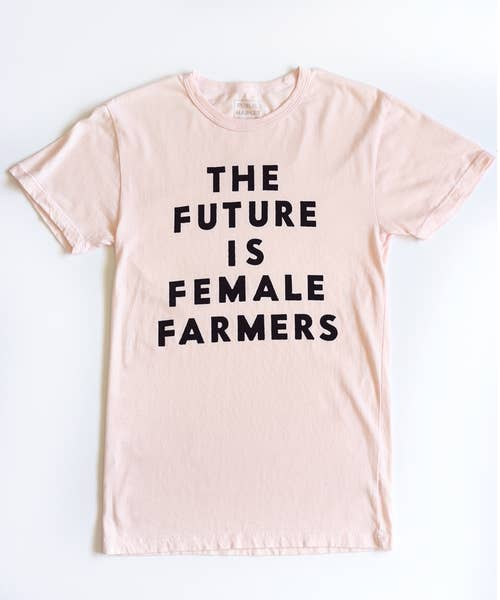 FEMALE FARMER tee
