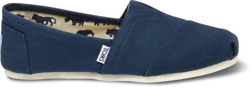 men's TOMS - NAVY
