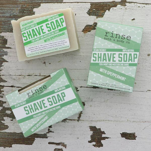 SHAVE SOAP by RINSE BATH & BODY
