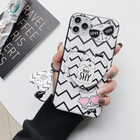 iPhone Case With Mirror