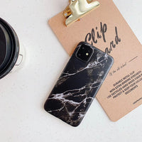 Glossy Granite Stone Marble Texture Cover For iPhone