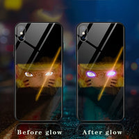 Led phone case