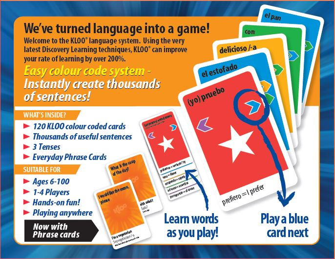 KLOO Games - Learn Spanish 3 Game Bundle - Race to Madrid