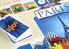 Learn French Board Game Board for Race to Paris