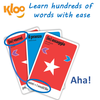 Build Spanish vocabulary with Learn to Speak Italian Card Games for kids schools and adults. Teach yourself Italian or teach your child Italian